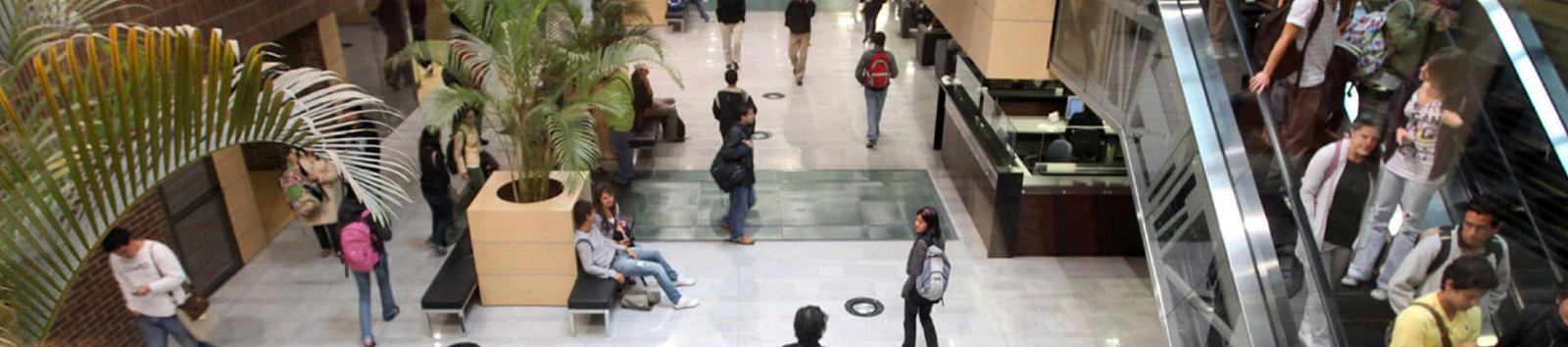 Admisiones y registro Universidad de los Andes