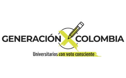 Graficación Movimiento Estudiantil Generación por Colombia