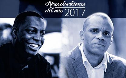 Imagen de Diego Iván Lucumí y Pablo Palacios
