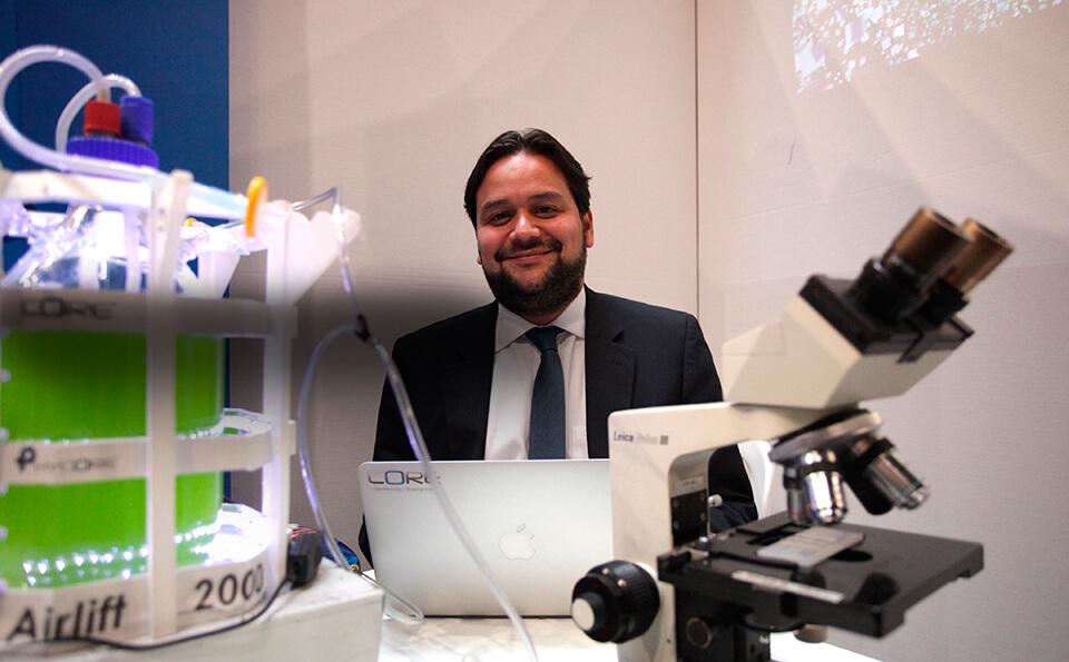 Jaime Eduardo Gutierrez fundador Core SA