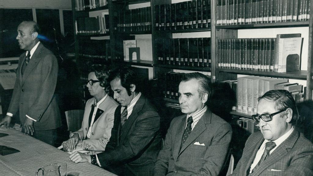 Alberto Schotborgh, Eduardo Aldana, Francisco Pizano de Brigard