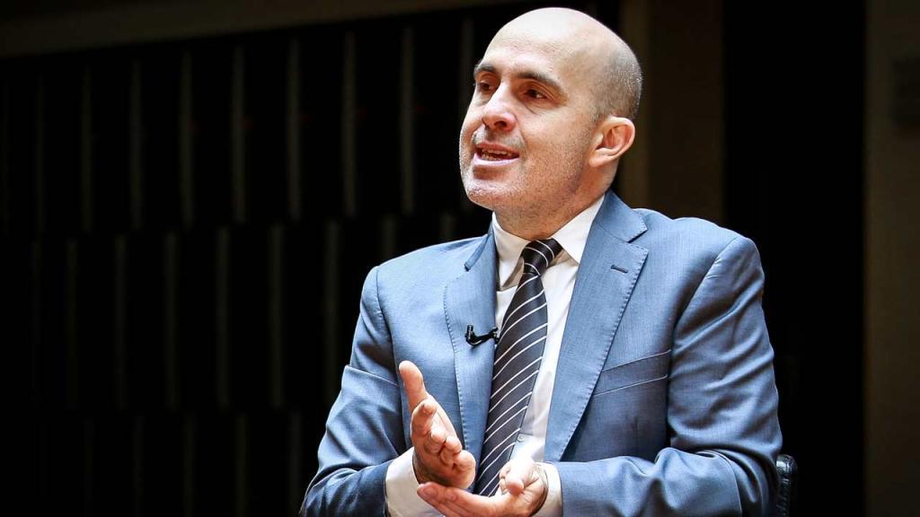 Alberto Simpser, doctor en Ciencias Políticas por la Universidad de Stanford.