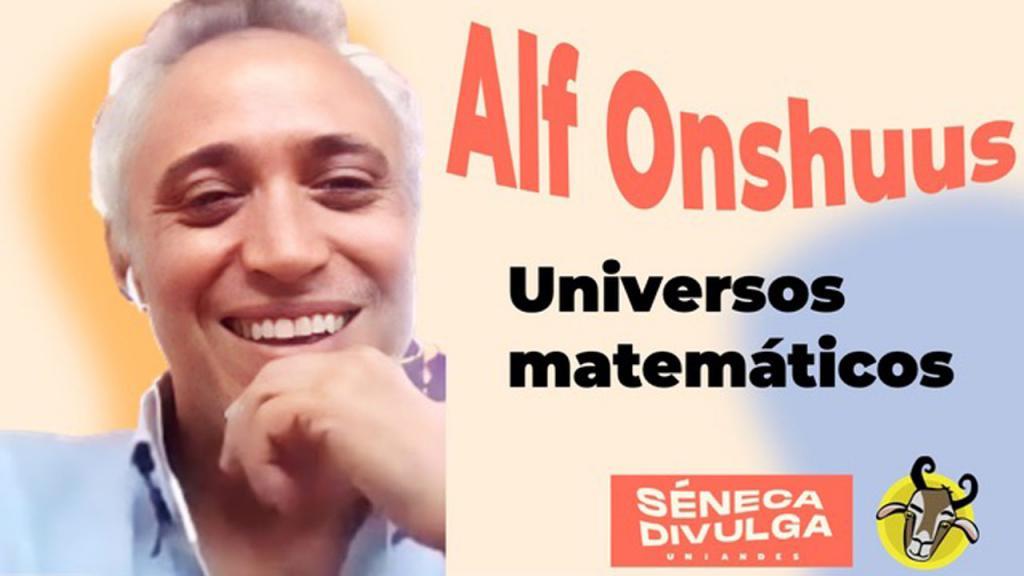 Alf Onshuus en Séneca Divulga