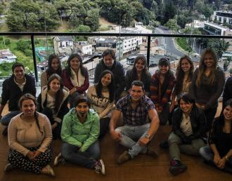 Voluntarios programa Fenicia