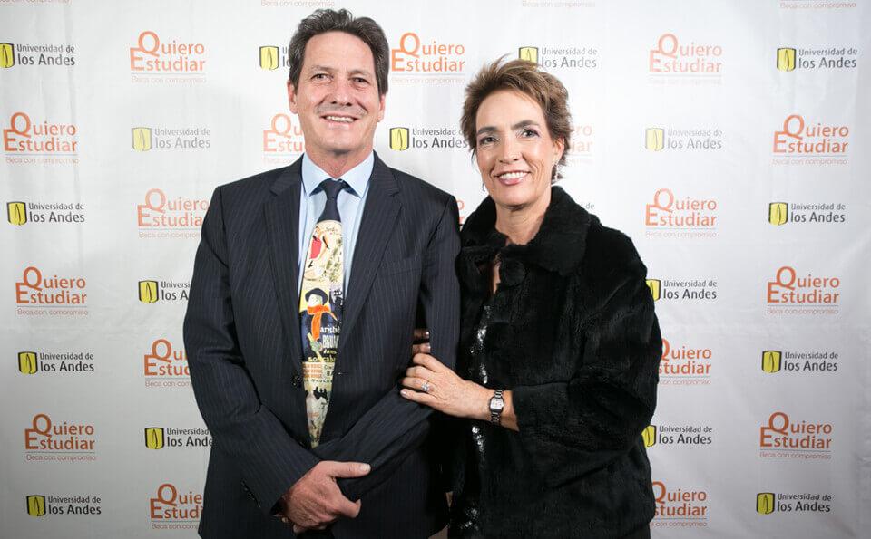 Alonso Pérez y Martha Botero