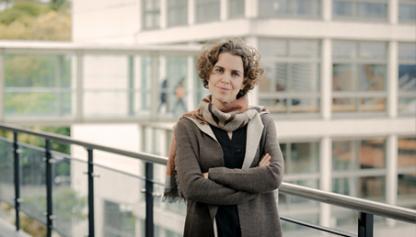 Retrato de Ana Arjona, directora del Cesed