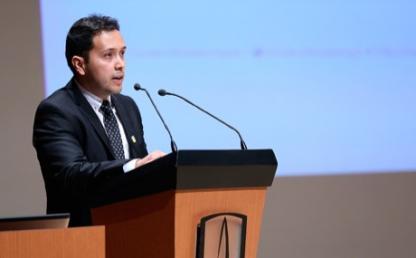Andres Felipe Gomez graduando maestria finanzas