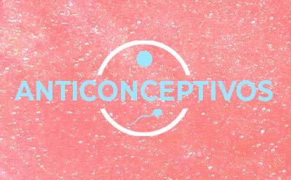 Imagen fondo rosado anticonceptivos