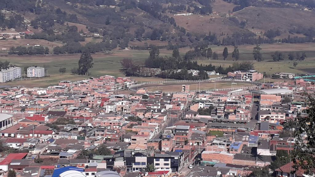 Imagen panorámica Sibaté, Cundinamarca