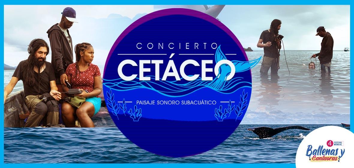 Concierto Cetáceo