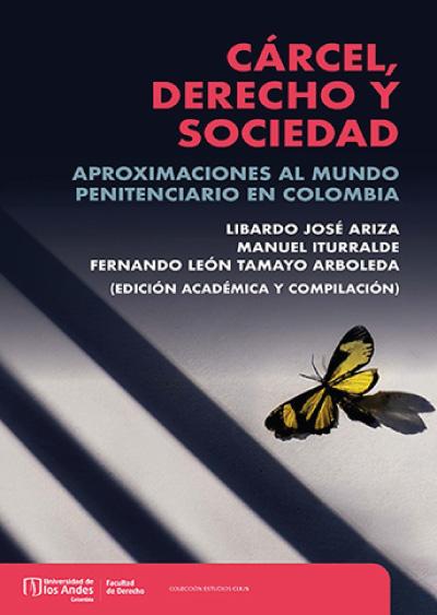 Portada del libro Cárcel, derecho y sociedad