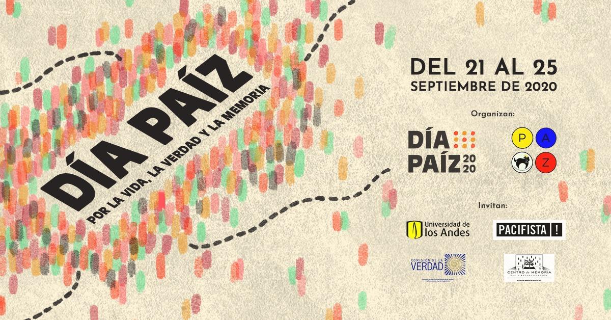 Afiche de Día Paíz 2020