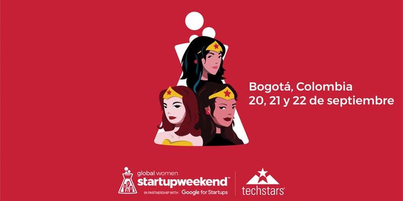 Imagen del Startup Weekend Bogota Women