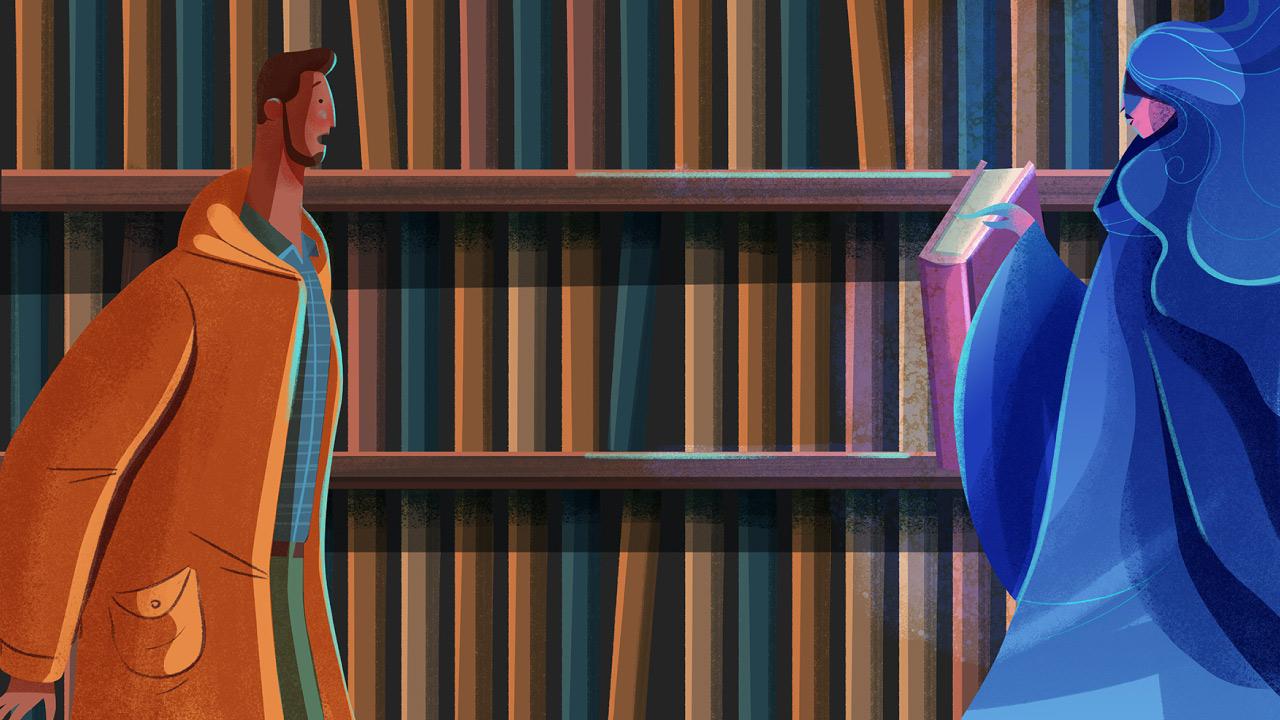 Imagen de una ilustración del curso.
