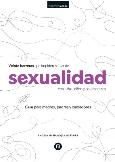 Portada del libro Veinte barreras que impiden hablar de sexualidad con niñas, niños y adolescentes