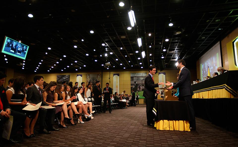 Foto Panoramica Auditorio Ceremonial
