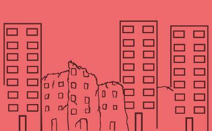 Ilustración de una ciudad