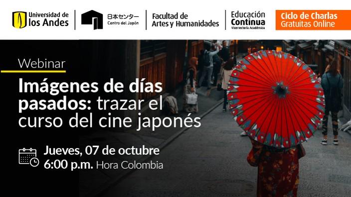 Imágenes de días pasados: trazar el curso del cine japonés