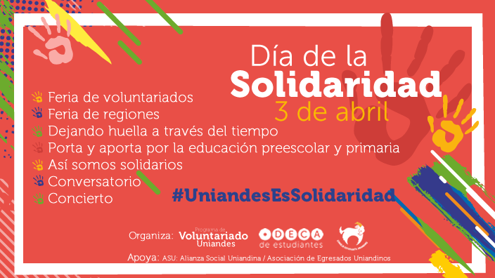Imagen del evento Día de la Solidaridad.