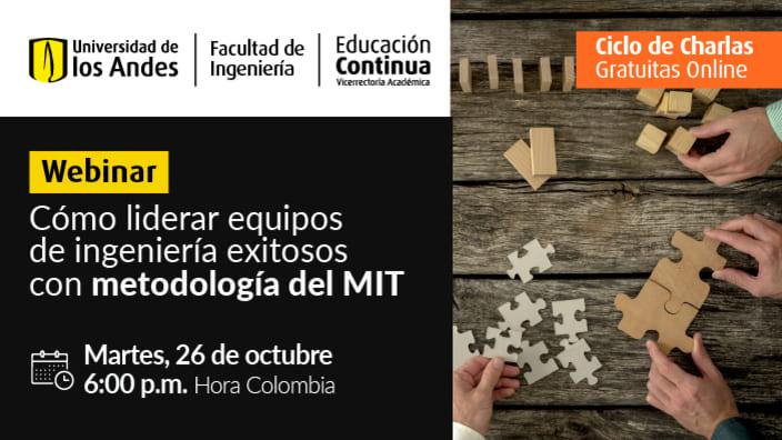Invitación evento virtual 26 de octubre