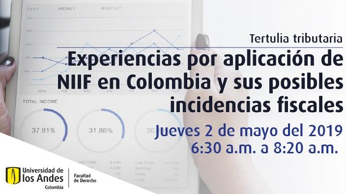 Experiencias por aplicación de NIIF en Colombia