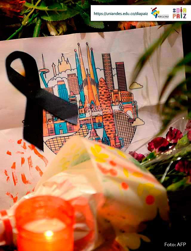 Terrorismo en el corazón de Barcelona