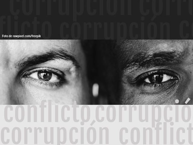 Corrupción preocupa más que el conflicto en el país