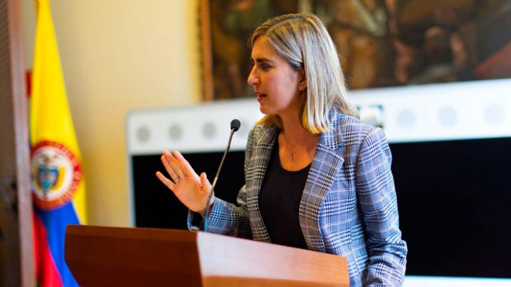 Foto profesora Verónica Uribe