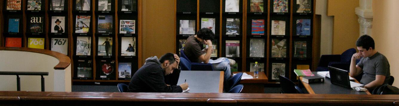 Foto de Bibliotecas Satélite