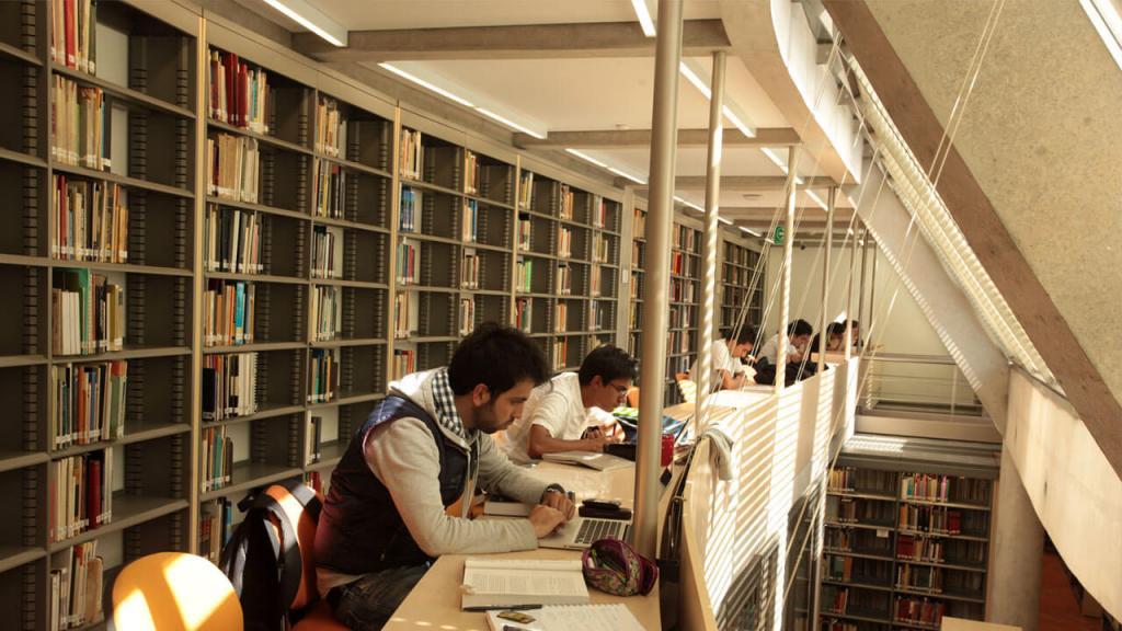 Imagen de biblioteca de Arquitectura