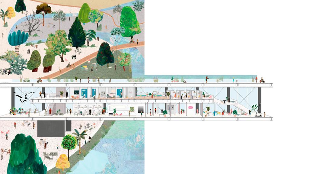 """Proyecto """"Tender puentes"""