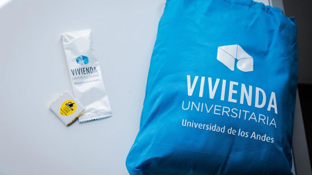 Un proyecto de Vivienda Universitaria de Los Andes.