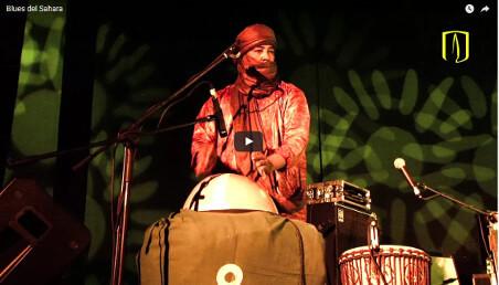 Blues del Sahara, cultura, música, arte