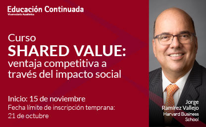Imagen curso Shared value