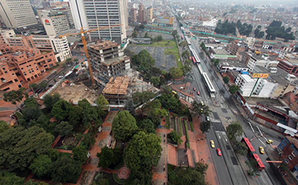 Centro Internacional de Bogota