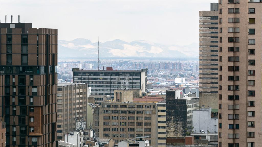 Bogotá enfrenta una de las crisis por mala calidad de aire
