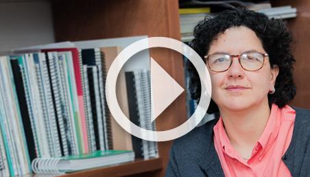 Silvia Restrepo explica el cambio de nombre de la Vicerrectoría de Investigaciones a Vicerrectoría de Investigación y Creación