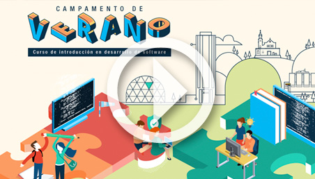 Campamento de Verano 2019, curso Introducción en desarrollo de software