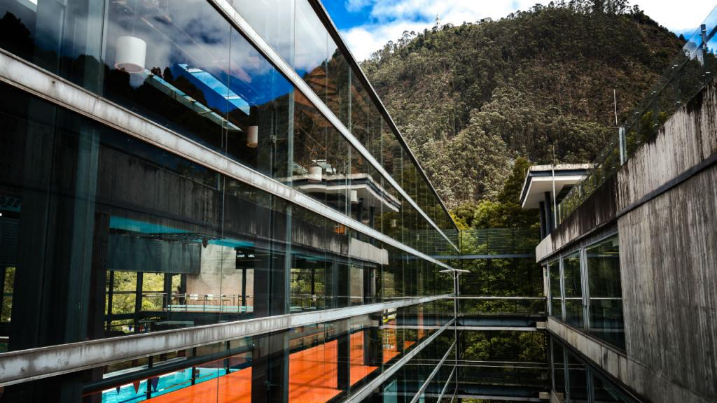 Centro deportivo de los Andes