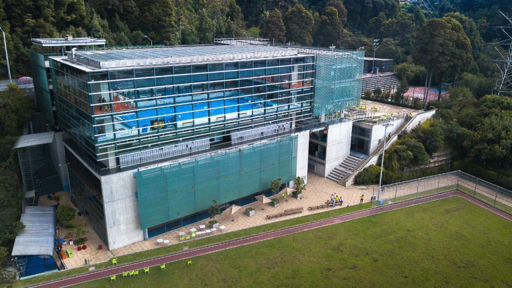 Campus centro deportivo de los Andes