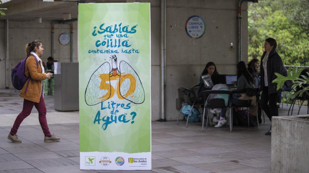 Campaña: Campus libre de humo