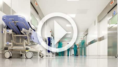 Foto de un hospital
