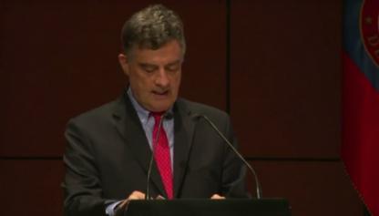 Carl Langebaek Rueda, orador invitado a ceremonias de grado