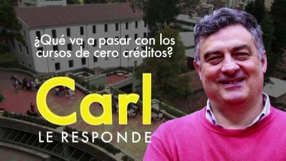 Carl Langebaek, vicerrector académico de la Universidad de los Andes