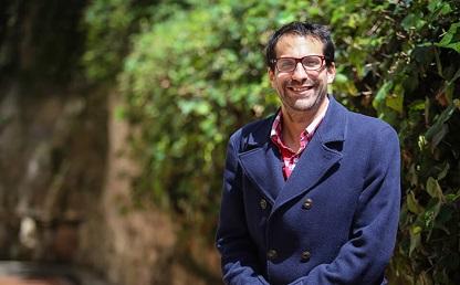 Imagen de Carlos Andrés Manrique Ospina, director del Departamento de Filosofía