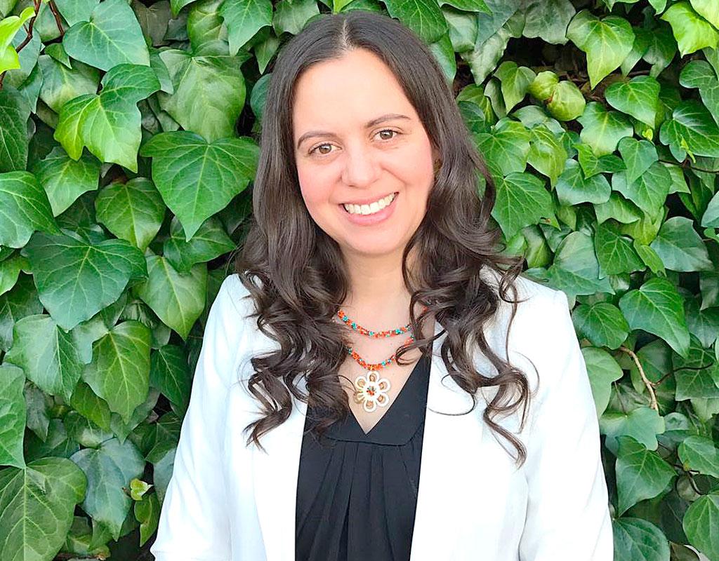 Silvia Caro Spinel, professor