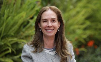 Carolina Ángel, directora de Filantropía de la Universidad de los Andes.