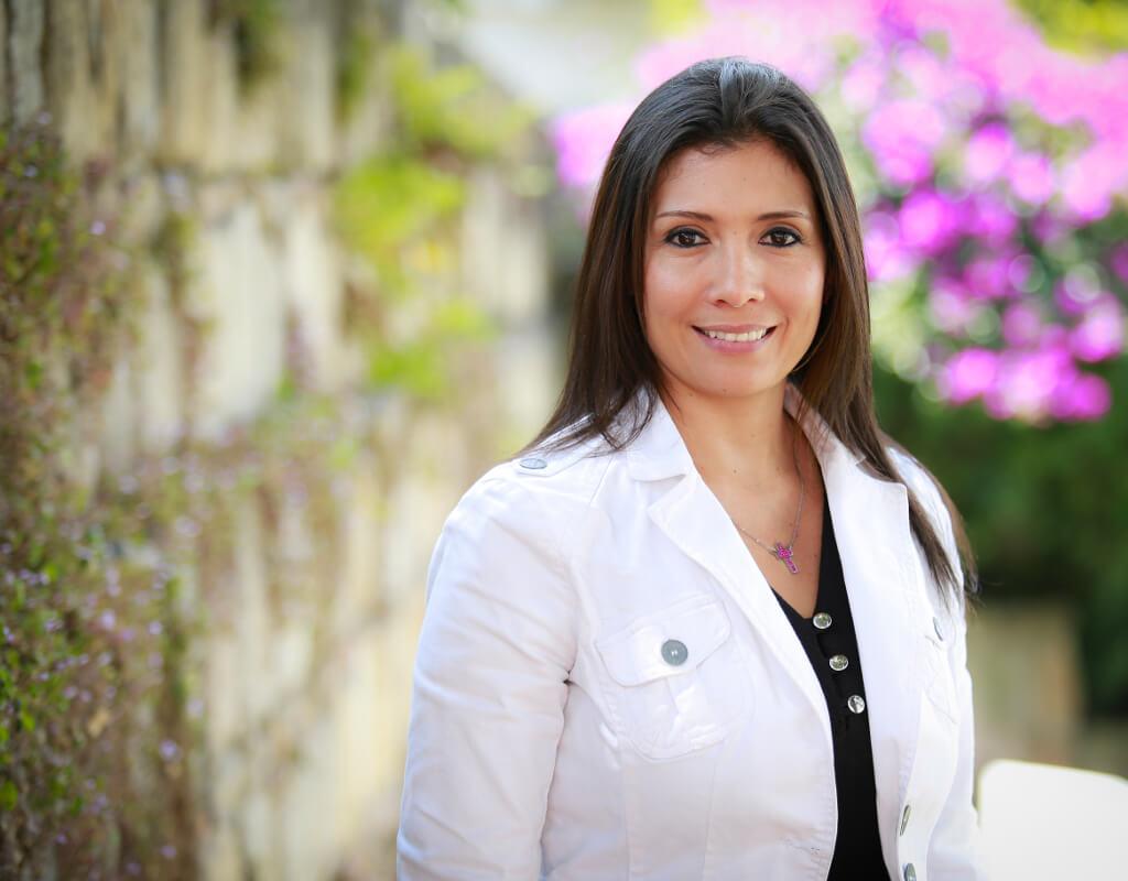 Carolina Mora, directora de Posicionamiento de la Universidad de los Andes