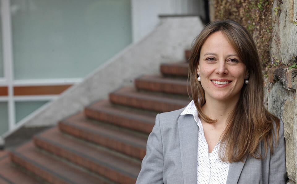 Carolyn Finck nueva directora internacionalizacion