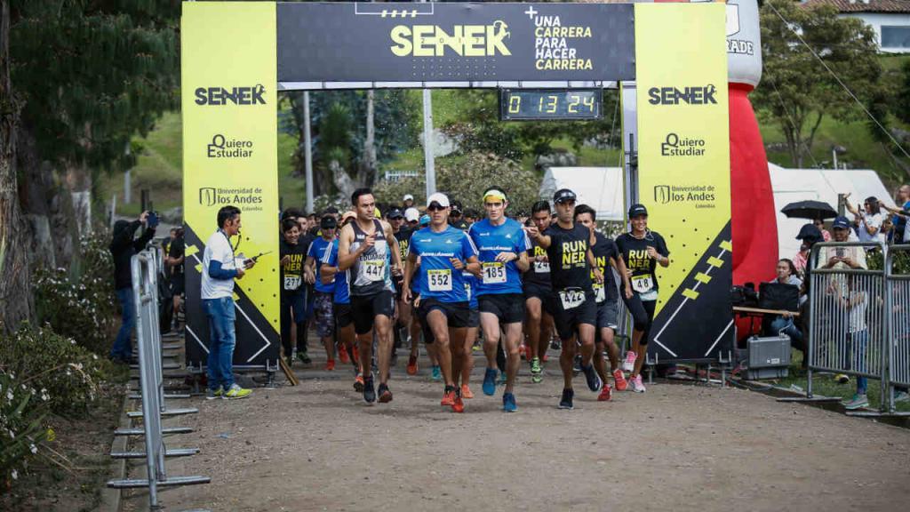 Zharic Liceth Márquez Bueno fue la ganadora de la competencia 10k en categoría femenina.